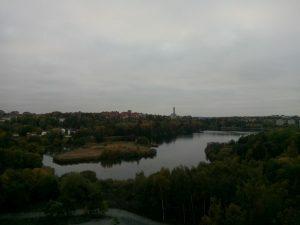 027 uitzicht op Solna