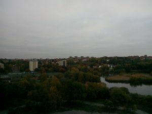 028 uitzicht op Solna