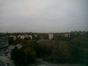 029 uitzicht op Solna