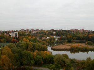043 uitzicht op Solna