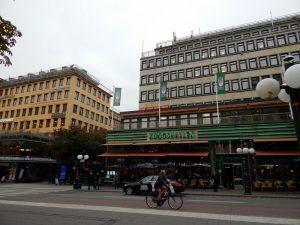 124 Hötorget - Kungshallen