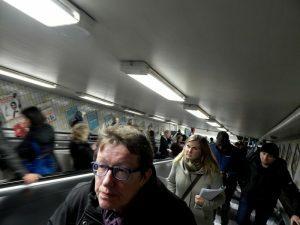 125 Tunnelbana naar T-Centralen