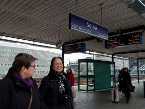 134 Station Solna