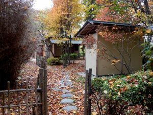 150 Etnografiska Museet - Japans theehuis