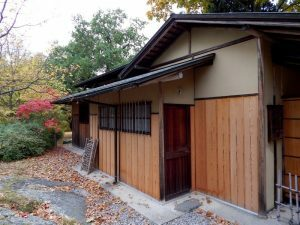 151 Etnografiska Museet - Japans theehuis