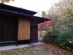 152 Etnografiska Museet - Japans theehuis