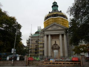 162 Odenplan - Gustav Vasa kyrka