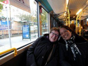 168 bus naar Solna