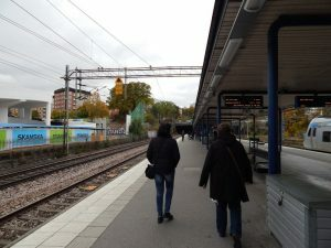 173 Solna Station