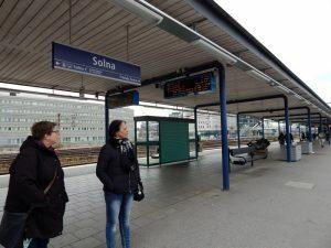 174 Solna Station