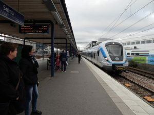 175 Solna Station