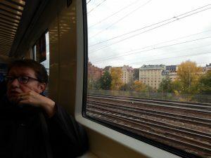 176 pendeltag naar T-Centralen