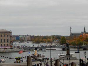 212 Saltsjön - Skepsholmsbron - Ladugardslandviken