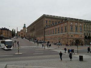 222 Slottsbacken - Kungliga Slottet
