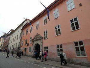 240 Götgatan - Nederlandse ambassade