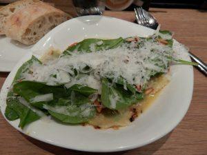 288 ravioli met spinazi en ricotta