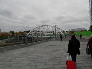 291 Solna Station
