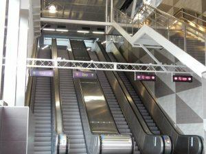 293 Solna Station
