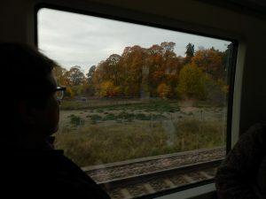 296 onderweg naar Arlanda