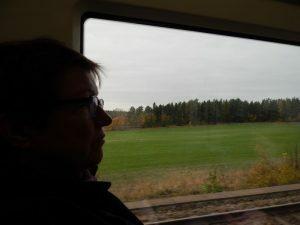 298 onderweg naar Arlanda