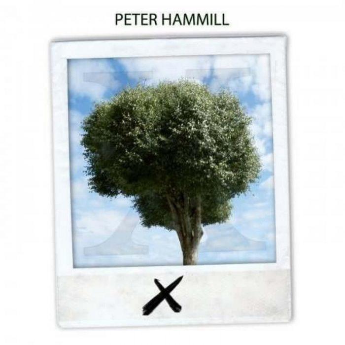 Peter Hammill - X (2018)