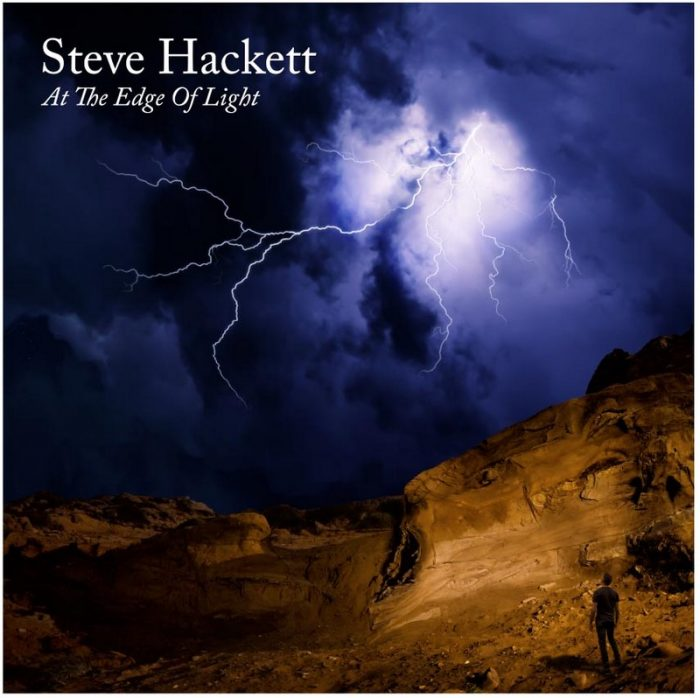 Steve Hackett - At The Edge Of Light (cd+dvd) (2019)